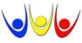bandiera romania poster