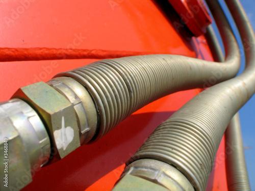 tuyau hydraulique
