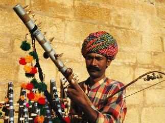 Rajasthani Turban Man