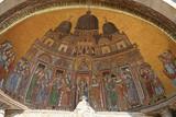 frise de la basilique saint-marc poster