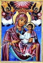 Forntida målning, ortodoxa religion - Bulgarien