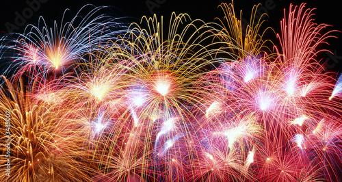 gorgeous fireworks!