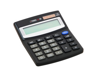 business calculator.