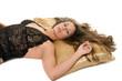 sexy woman lying down 6
