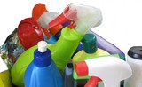 household cleaners poster