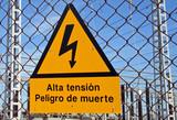 Electrical Warning poster