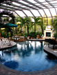 luxurious pool in paradise - 3490487