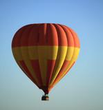 balloon safari poster