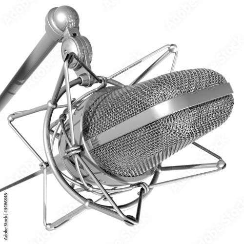 profesjonalny mikrofon