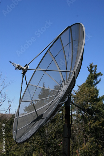 big satellite