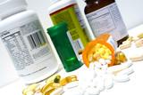 pharmaceuticals & vitamins poster