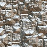 silver colored ore poster