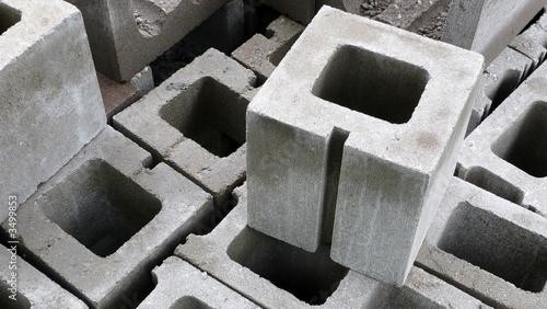 cement blocks - 3499853