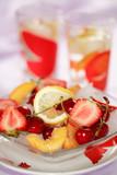 Summer refreshment poster
