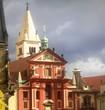 basilique saint georges, prague