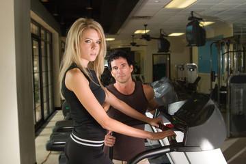 man and woman exercising 4