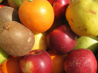 mélange fruité