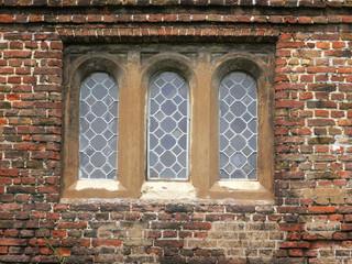 elizabethan window