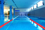 sport swimming-pool poster
