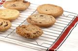 rack of cookies poster
