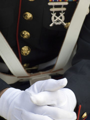 u.s. marines officer
