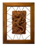 the ceramic lizard poster