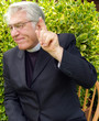 Vicar giving a sermon