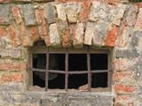 rujnující okně