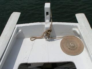 ship's rear