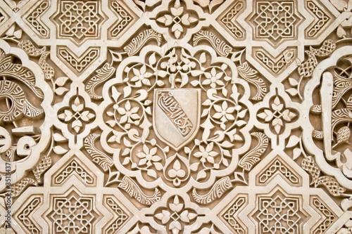 alhambra, spain - 3513437