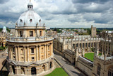 radcliffe camera and all souls college poster