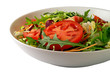 salad (2) with clipping path