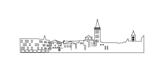 zadar city lines