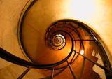 Spiralne schody - 3529238