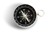 magnetic compass poster