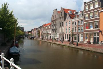 Historic Dutch canal