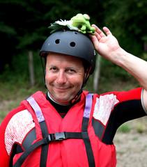 kayakiste en folie