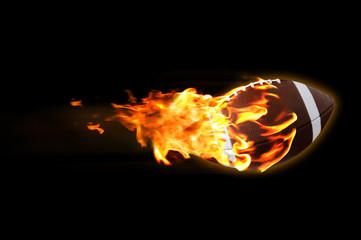 football_fire