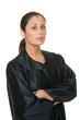Beautiful Hispanic Woman Judge 2