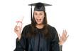 Woman Graduate with Diploma 11