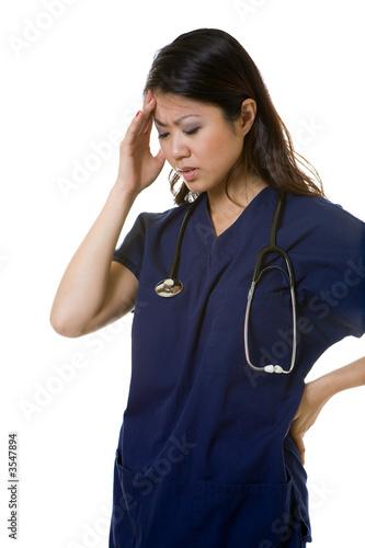 poster of Migraine pain