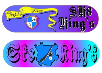 sk8 king's