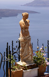 Statue of Aphrodete of Mylos, Greece poster