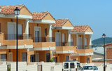 real estate - new apartment homes in southern europe poster