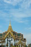 Grang Palace, Bangkok, Thailand poster