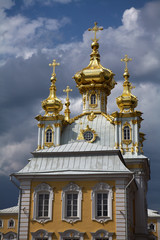 peterhof. big palace -1
