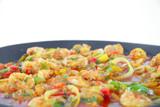 Shrimp stew (Brazilian typical food) . . poster