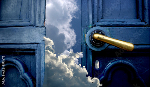 Door to heaven - 3573675
