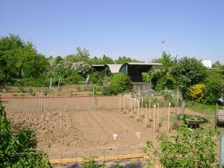 jardin ouvrier parisen