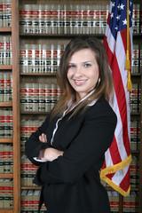 Woman Attorney